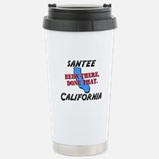 santee california - been there, done that Stainles