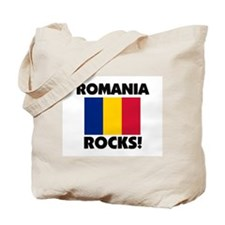Romania Rocks Tote Bag