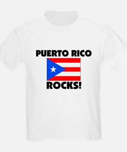 Puerto Rico Rocks T-Shirt