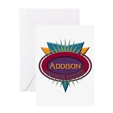Addison Greeting Card