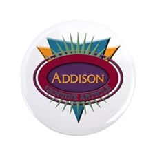 "Addison 3.5"" Button"