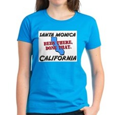 santa monica california - been there, done that Wo