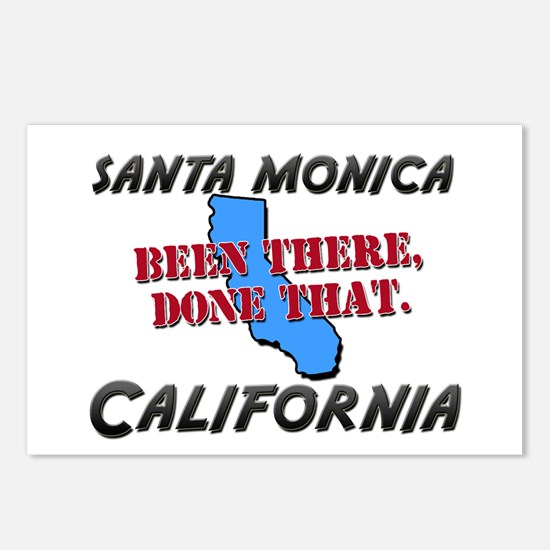 santa monica california - been there, done that Po