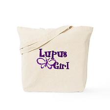 Lupus Girl Tote Bag