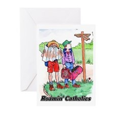 Roamin' Catholic Greeting Cards (Pk of 10)