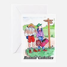 Roamin' Catholic Greeting Cards (Pk of 10)