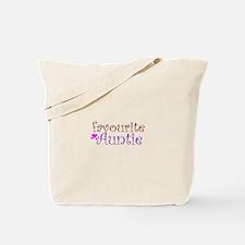 Favourite Auntie Tote Bag