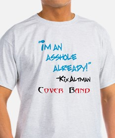 Cover Band T-Shirt