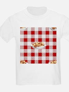 plaid poutine T-Shirt