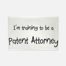 I'm training to be a Patent Attorney Rectangle Mag