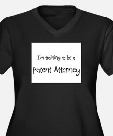 I'm training to be a Patent Attorney Women's Plus