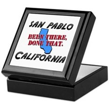 san pablo california - been there, done that Keeps