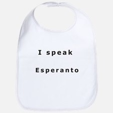 I speak Esperanto  Bib