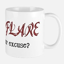 I'm in a Flare. What's your e Mug