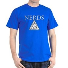 NERDS Tri-Lambda T-shirt