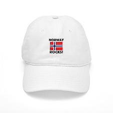 Norway Rocks Baseball Cap