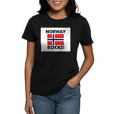 Norway Rocks Tee