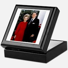 Ronnie and Nancy Keepsake Box