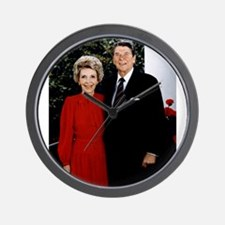 Ronnie and Nancy Wall Clock