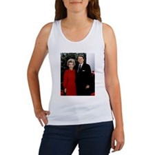 Ronnie and Nancy Women's Tank Top