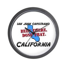 san juan capistrano california - been there, done