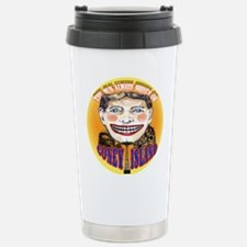 Cute Coney island Travel Mug