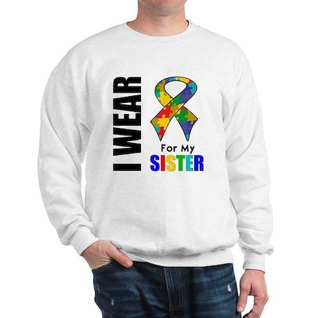 Autism Sister Sweatshirt