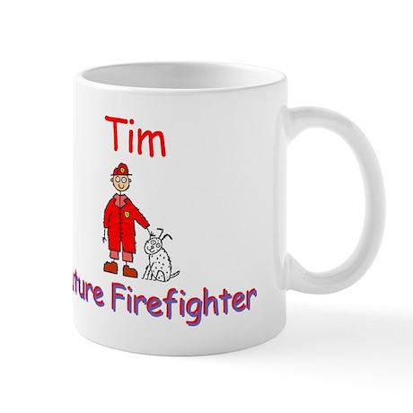 Tim - Future Firefighter Mug
