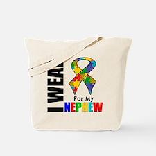 Autism Nephew Tote Bag