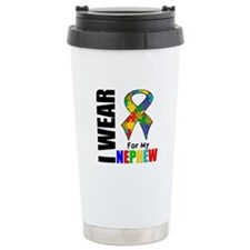 Autism Nephew Travel Mug