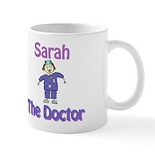 Sarah - The Doctor Mug