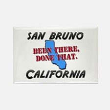 san bruno california - been there, done that Recta