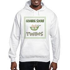 Coming Soon Twins Jumper Hoodie