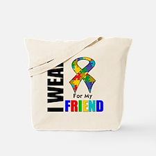 Autism Friend Tote Bag