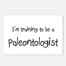 I'm training to be a Paleontologist Postcards (Pac