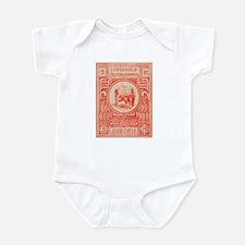 Cute Armenian princess Infant Bodysuit