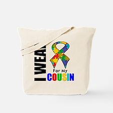 Autism Cousin Tote Bag