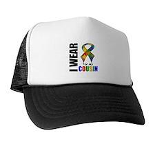 Autism Cousin Trucker Hat