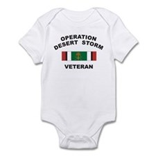 Kuwait Veteran 2 Infant Creeper