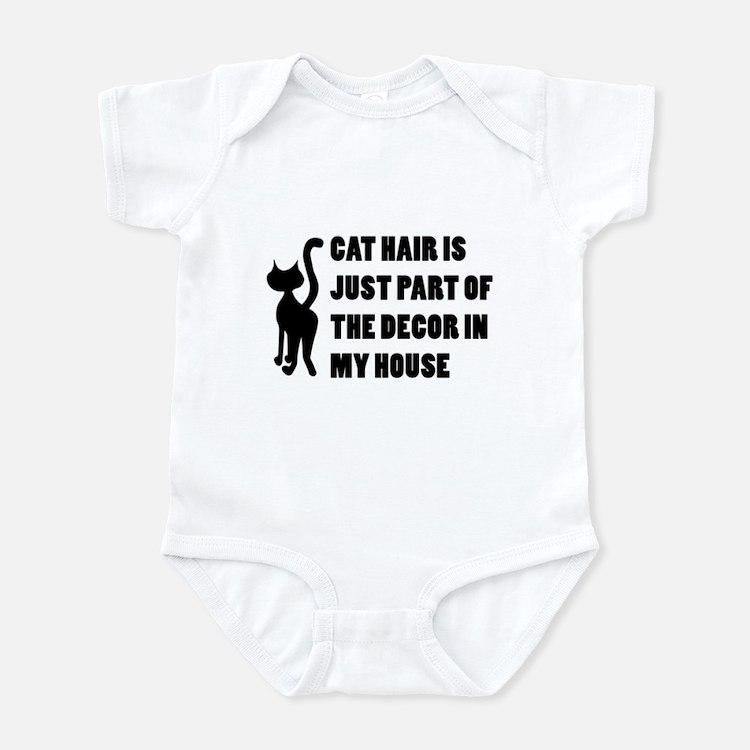 Funny Cat Lover Gift Infant Bodysuit