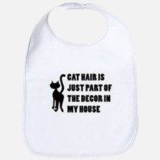 Funny Cat Lover Gift Bib