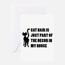 Funny Cat Lover Gift Greeting Card