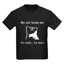 Sarcastic Cat Lover Gift T