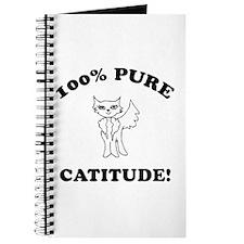 Cat Humor Gifts Journal
