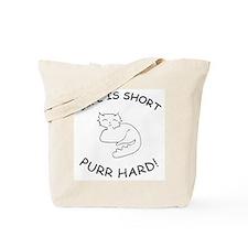 Cute Cat Lover's Tote Bag