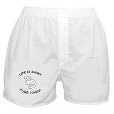 Cute Cat Lover's Boxer Shorts