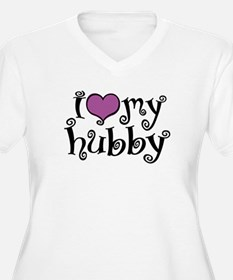 I Love My Hubby T-Shirt