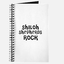 SHILOH SHEPHERDS ROCK Journal