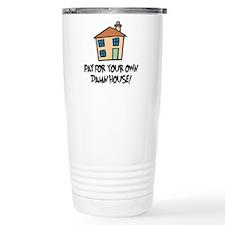 Damn House Travel Mug