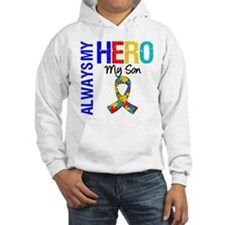 Autism Hero Son Jumper Hoody